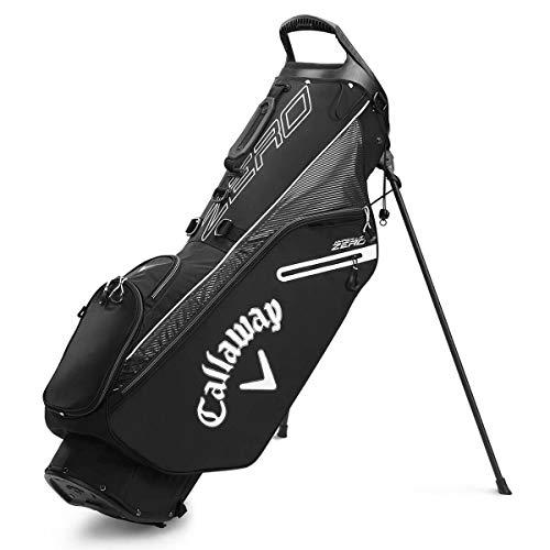 The Callaway Golf 2020 Hyper-Lite Zero Stand Bag
