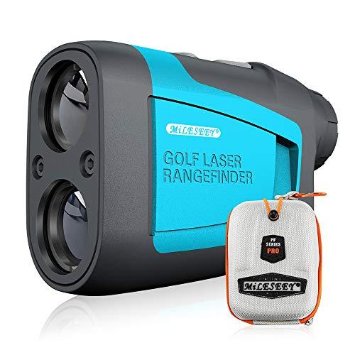 MiLESEEY Professional Precision Laser Golf Rangefinder
