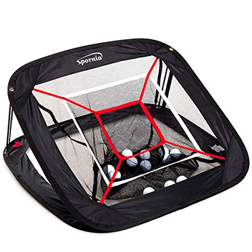 The Spornia Pop Up Golf Chipping Net