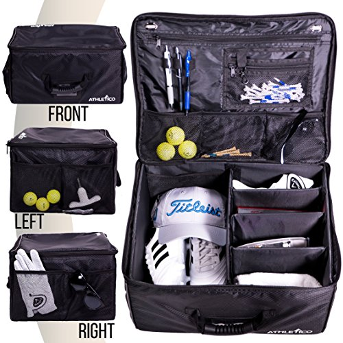 The Athletico Golf Trunk Organizer