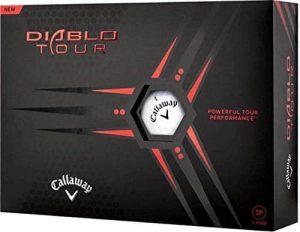 Callaway Diablo Tour Golf Balls